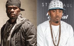 50 Cent e Nas finalmente resolvem treta!