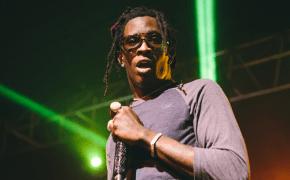 Mergulho do Young Thug na galera acaba não dando muito certo e rapper encerra apresentação!