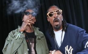 Wiz Khalifa e Snoop Dogg estão trabalhando em novo álbum colaborativo!