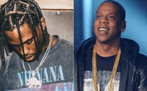 Travi$ Scott diz que está trabalhando com Jay Z em nova faixa!
