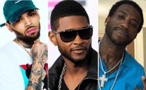 Chris Brown lançará single com participações do Usher e Gucci Mane nessa sexta-feira!