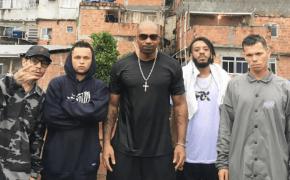 "TÁ CHEGANDO: ADL, BK', Funkero e MV Bill gravaram clipe de ""Favela Vive 2"" na Rocinha"