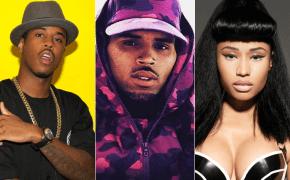 Novo single do Jeremih contará com colaborações do Chris Brown e Nicki Minaj