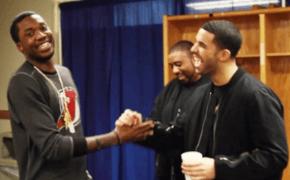 Meek Mill recusa cigarro de maconha de fã em show e faz piada com Drake!