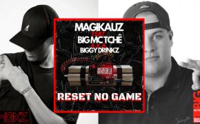 """Diretamente do Sul, BIG MC TCHÊ e Magikauz lançam a inédita """"Reset no Game"""""""