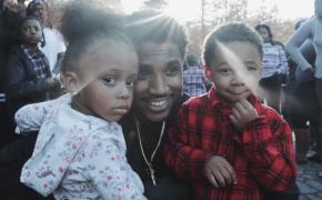 """Com presença dos seus familiares, Trey Songz divulga clipe de  """"Comin Home"""""""