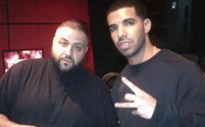 Drake presenteia filho de 1 mês do DJ Khaled com colar de diamantes