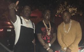 Kodak Black, Yo Gotti e Blac Youngsta estiveram gravando clipe de novo single na Flórida