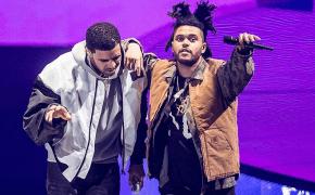 """Ouça versão original da faixa """"Crew Love"""", a qual é cantada inteiramente por The Weeknd"""