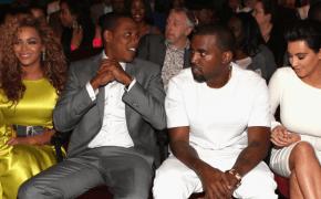 Após show polêmico no final de 2016, Kanye West vai com Kim Kardashian à mansão do Jay Z e Beyoncé