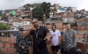 """Confira o making of do cypher """"Favela Vive 2"""""""