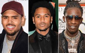 Chris Brown começa 2017 com tudo lançando single com Young Thug e Trey Songz