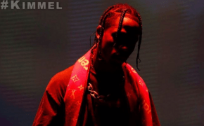 "Travi$ Scott apresenta ""Goosebumps"" no programa do Jimmy Kimmel!"