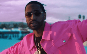 "Single ""Bounce Back"" do Big Sean conquista certificado de ouro!"