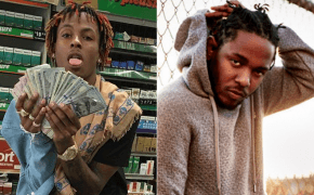 Rich The Kid esteve trabalhando com Kendrick Lamar em novo material!