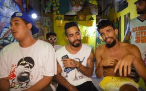 """Chave Mestra e DV Tribo se unem novo cypher """"Nordeste no Comando""""; confira"""