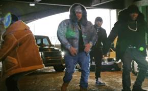 "Papoose divulga clipe de ""Back On My Bullshit"" , single com Fat Joe e Jaquae"