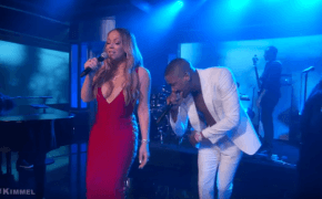 "Mariah Carey e YG performam ""I Don't"" no programa do Jimmy Kimmel"
