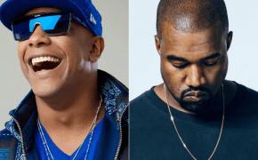 Emicida relembra que Márcio Victor do Psirico recusou gravar com Kanye West por falta de tempo