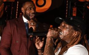 LeBron James reúne Hot Boys para performance histórica em festa do NBA All-Star Weekend