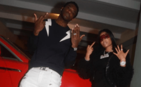 Gucci Mane e Nicki Minaj resolvem treta!