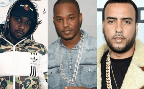 """Ouça """"Dip'd In Coke"""", novo single do Juelz Santana  com Cam'ron e French Montana"""