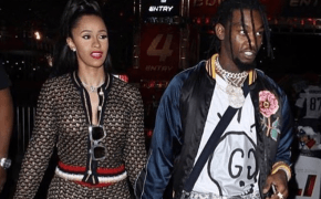 "Cardi B traz Offset para remix oficial do single ""Lick""; ouça"