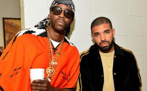 2 Chainz e Drake estiveram trabalhando juntos em materiais para seus novos projetos