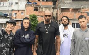 """MV Bill, ADL, BK', Funkero, e cantam """"Favela Vive 2"""" juntos pela primeira vez; assista"""
