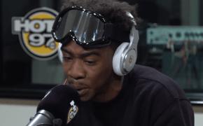 Na acapella, Desiigner faz freestyle na rádio Hot 97