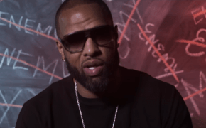 "Assista ao clipe de ""Enemy"", single do Slim Thug"
