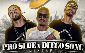 "#TrapBA: Ouça a ""5 Estrelas"", nova mixtape do Pro Side Rap com Diego Song"