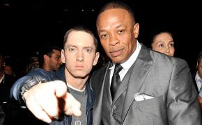 Dr. Dre está trabalhando no novo álbum do Eminem