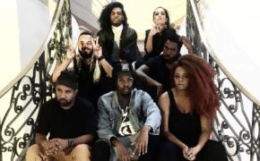 Amiri, Rincon Sapiência, Rico Dalasam, Lívia Cruz, Tássia Reis, Aori, e Nego E gravaram novo cypher na Casa Air Max