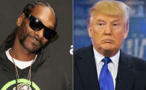 """Após virar polêmica por """"atirar"""" em Donald Trump em novo clipe, Snoop Dogg se pronuncia!"""