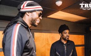 2 Chainz e Andre 3000 estiveram juntos no estúdio trabalhando em novo material!