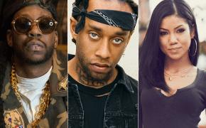 2 Chainz, Ty Dolla $ign e Jhené Aiko estiveram gravando clipe de single inédito!