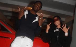 "Gucci Mane e Nicki Minaj gravaram clipe o single ""Make Love"""
