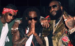 """Ouça """"Trap Trap Trap"""", novo single do Rick Ross com Young Thug e Wale"""