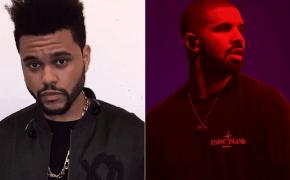 "The Weeknd marcará presença no novo projeto ""More Life"" do Drake"