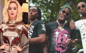 """Ouça """"Bon Apétit"""", novo single da Katy Perry com Migos"""