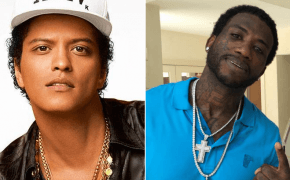 "Bruno Mars traz Gucci Mane para remix do single ""That's What I Like"""