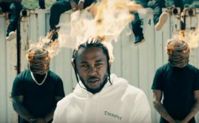 """Single """"Humble"""" do Kendrick Lamar estreia em #2 no Hot 100 da Billboard"""