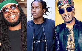"D.R.A.M une A$AP Rocky e Juicy J na inédita ""Gilligan"""