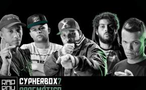 Confira o novo cypher do Rap Box com ADL, Dexter, CHS (Nectar) e Coruja BC1