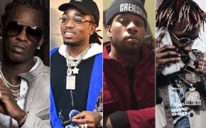 """Ouça """"WTF U Doin"""", nova faixa colaborativa do Young Thug, Quavo, Duke e Rich The Kid"""