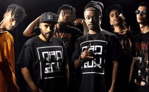 "MC Igu, Derek, Adonai, Dalua e Blackout se unem no cypher ""Século XXII"" do Rap Box"