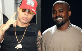 """MC Lan revela ser grande fã do Kanye West: """"eu amo a autenticidade dele"""""""