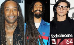 """Ty Dolla $ign prepara novo single """"So Am I"""" com Damian Marley e Skrillex; confira capa"""