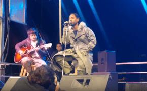 """Miguel apresenta nova faixa """"Now"""" em evento beneficente"""
